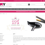 Up to 25% off RRP of GHD - GHD Mini - $209 (Was $270) @ Ry (Recreate Yourself)