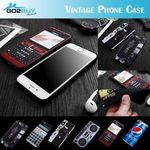 Vintage Novelty Silicone Mobile Phone Case for iPhone 6 7 8 X Plus,  $5.35 Free Postage @ Go2buy (eBay)