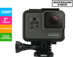 GoPro Hero 5 4K Action Video Camera (Grey Import) - Black $375 + Delivery (Free Delivery with Club Catch) @ Catch