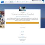 American Express Qantas Ultimate Card - 100,000 Bonus Qantas Points ($450 Annual Fee)