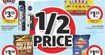 Coles: Weis Bars $3.40, Sirena $1.25, Nivea 50%, 5x Oral B Toothbrush $5.25, Prawn Gyoza $8, Biozet $10, Vanish Gold $10 + More