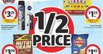 Coles: Weis Bars $3.40, Sirena $1.25, Nivea 50%, 5x Oral B Toothbrush $5.25, Prawn Gyoza $8, Biozet $10, Vanish Gold $10 + More