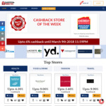 Chemist Warehouse Cashback Increased to 6% for All Customers @Shopping Rebates