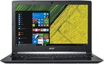 """Acer Aspire 5 (A515-51G-89LS) 15.6"""" FHD Laptop (i7-8550U, 8GB/256GB, MX150) USD $724.42 / AUD $921.59 from Amazon US"""