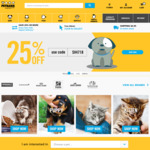 25% off Petbarn (Some Exclusions Apply)