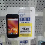 [SA] Optus ZTE ZIP 4G Prepaid Smartphone $35 (Was $77) @ Officeworks (Keswick)