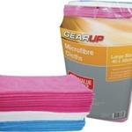 36 Microfibre Cloths Value Pack (40cm x 30cm) $16.99 @ Repco