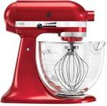 KitchenAid KSM170 Stand Mixer Candy Red + Bonus Ceramic Bowl $514 @ Kitchen Warehouse (AmEx Required)