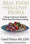 Free eBook: Real Food for Healthy People: A Recipe and Resource Guide (Was $2.52) @ Amazon AU, US, UK, IN & JP