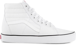 Vans Unisex Sk8-Hi Slim Shoe - True White and Grey $55.99 + Delivery (Free with Club Catch Membership) @ Catch