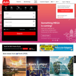 Air Asia Mega Sale - 2nd Sep 2am for Members, 3rd Sep for Public, eg MEL to KUL from $139 Direct, PER to Bali from $119, Feb-Nov