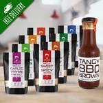 Harvey's Kitchen BBQ Rub & Salty Gift Box $49.25 (25% off) + Free Delivery @ Harveys' Kitchen