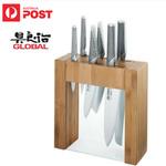 Global Ikasu 7 Piece Japanese Knives Bamboo Block Set $269.10 Delivered @ Value Village eBay