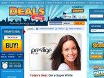 Prestige Smile Cosmetic Teeth Whitening Treatment Package for Only $49, Normally $239 (NSW)