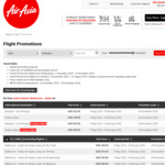 Air Asia Flight Promo: Ex. Perth-Bali Return from $152. Other States Available. BIG Membership Required (Free to Join)