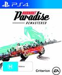 [PS4] Burnout Paradise Remastered $15 + Delivery (Free with Prime/ $49 Spend) @ Amazon AU