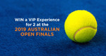 Win an Australian Open VIP Experience for 2 Valued $6460 (Plus Daily Prizes Valued $1400) With WISH $250 Purchases @ Cashrewards