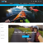 50% off Official GoPro Accessories, Free Express Shipping (Expired) @ GoPro (GoPro Plus Required, Free 30 Day Trial Available)