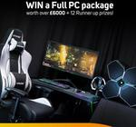 Win a Full Gaming Setup Worth Over $10,000 or 1 of 12 Minor Prizes from Scan