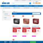 JBL - JBLGO2 Four Colours - Portable Bluetooth Speaker for $20 @ Bing Lee