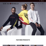 15% off Long Sleeve Shirts + Free Shipping @ Young World