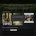 Win 1 of 50 Pewsey Vale Wine Prize Packs [Buy a Glass of Pewsey Vale Vineyard Riesling @ Participating Venue + Upload Pic]