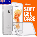 iPhone 8 7 6S 6 Plus and Samsung Galaxy S7 S7 Edge Slim Clear Case $1.89 Shipped @ Luminant Connections via eBay