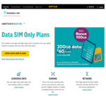 Optus - $60 Per Month (24 Months) for 200GB of Data and Range of Tablets or Modems