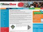 HIA - Sydney Home Show - Free Tickets.