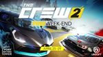[PC, PS4, XB1] Free to Play: The Crew 2 (25-29 April) @ Ubisoft