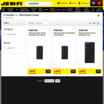 Samsung Galaxy Note 8, Galaxy S9 and S9+ Alcantara Covers $29 @ JB Hi-Fi (Click & Collect)