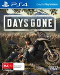 [PS4] Days Gone $49 Delivered @ Amazon AU