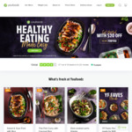 7 Meals for $49 (Minimum Spend $69.95) @ Youfoodz