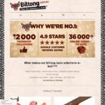 10% off Biltong @ Biltong.com.au
