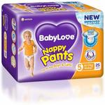 BabyLove Nappy Pants X 3 Packs $25.47 (Size 4/5) + 10% Prime Discount (+ Shipping / Free with Prime or $39 Spend) @ Amazon AU