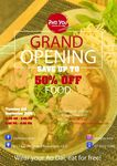 [QLD] 50% off Food | $10 Pho + Two Spring Rolls (Normally $15) @ Pho You (Robertson)