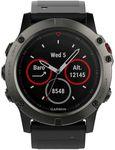Garmin Fenix 5x Sapphire (Slate Gray/Black) Smartwatch $599.00 Delivered @ rebel