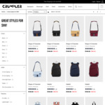 Select Crumpler Messenger Bags, Totes & Backpacks for $99 + Free Shipping over $100 Spend @ Crumpler Au