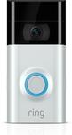 Ring Video Doorbell 2 $227 @ Bunnings