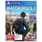 [PS4] Watch Dogs 2 - $10 @ Target