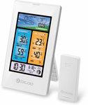 DIGOO DG-EX003 Color Screen Weather Station with Outdoor Sensor US $12.42 (~AU $18.70) Shipped @ Banggood