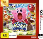 [3DS] NS Kirby Triple Deluxe $17.34 + Delivery ($0 with Prime/ $39 Spend) @ Amazon AU