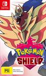 [Switch] Pokemon Sword or Shield $57 Delivered with Prime @ Amazon AU