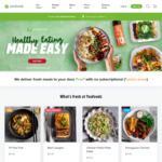 Youfoodz Meals - $30.55 off if You Spend $89.55 Or More