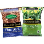 Brunnings All Purpose Potting Mix or Pine Bark Mulch 25L, 2 for $5 @ Supa IGA