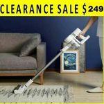 Xiaomi Dreame V9 Cordless Stick Handheld Vacuum Cleaner $212 Delivered @ Xiaomi Australia eBay