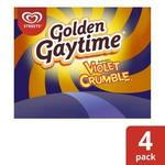 ½ Price Streets Golden Gaytime / Sanga Varieties 4pk $4.25 @ Coles