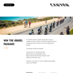 Win a Canyon Grail Gravel Bike & Accessories Worth Over $12,000 from Canyon Bicycles
