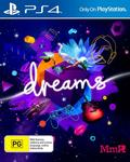 [PS4] Dreams $48 Delivered ($43 with Prime) @ Amazon AU