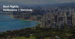 $389 Return from Melbourne to Hawaii on Jetstar (July/Aug) @ Beat That Flight